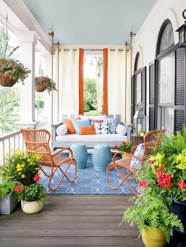 Simple Styles For Patio Decorating