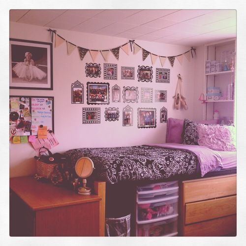 Decorating Ideas > 10 MustHave Dorm Room Accessories  Dig This Design ~ 045423_Matching Dorm Room Ideas