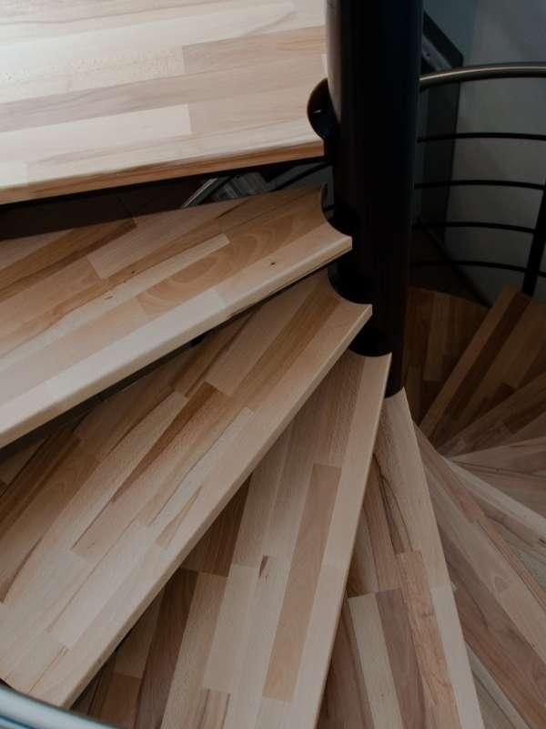 Gorgeous Stairways - Spiral