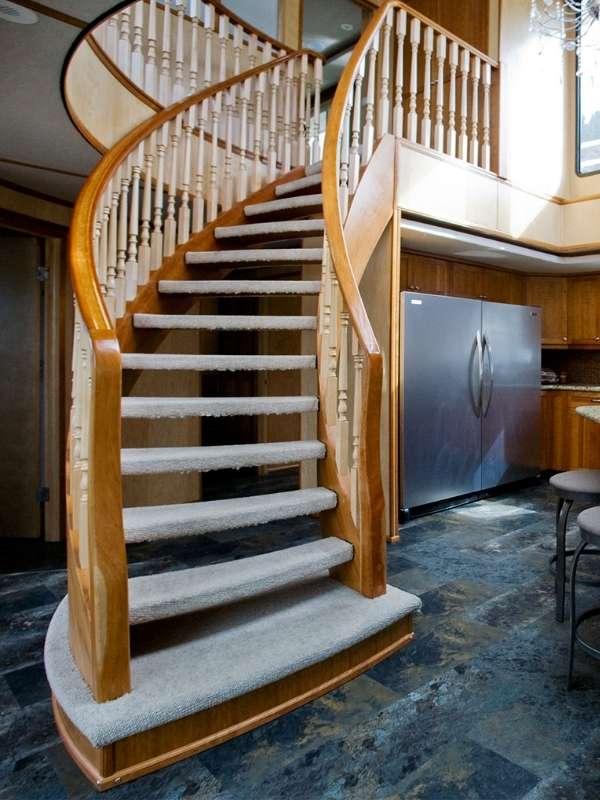 Gorgeous Stairways - Curved