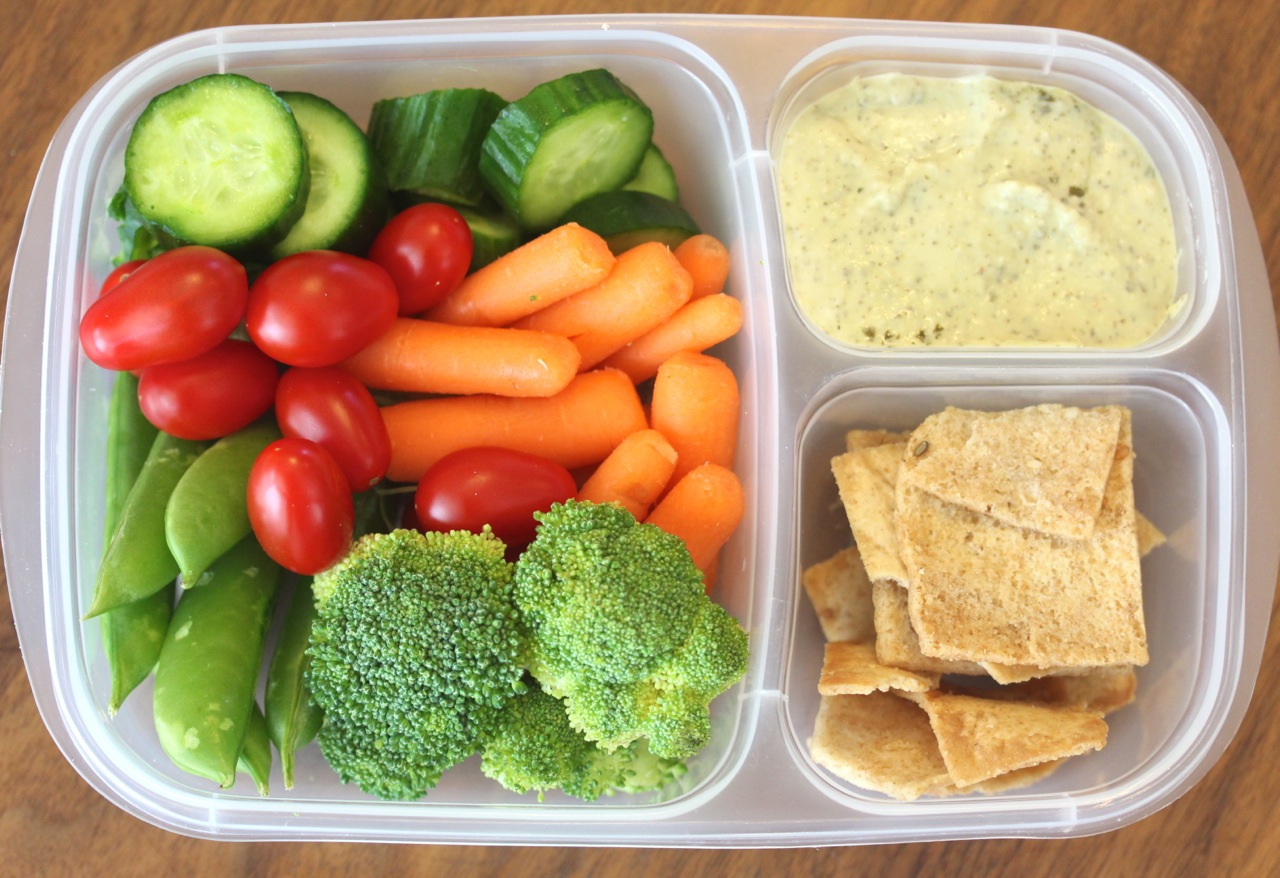 Healthy Lunch Foods To Bring To Work