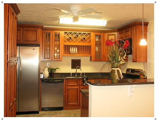 5 Simple Inexpensive Kitchen Re Designs Dig This Design