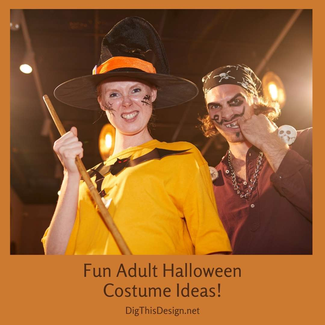 Fun Adult Halloween Costume Ideas!