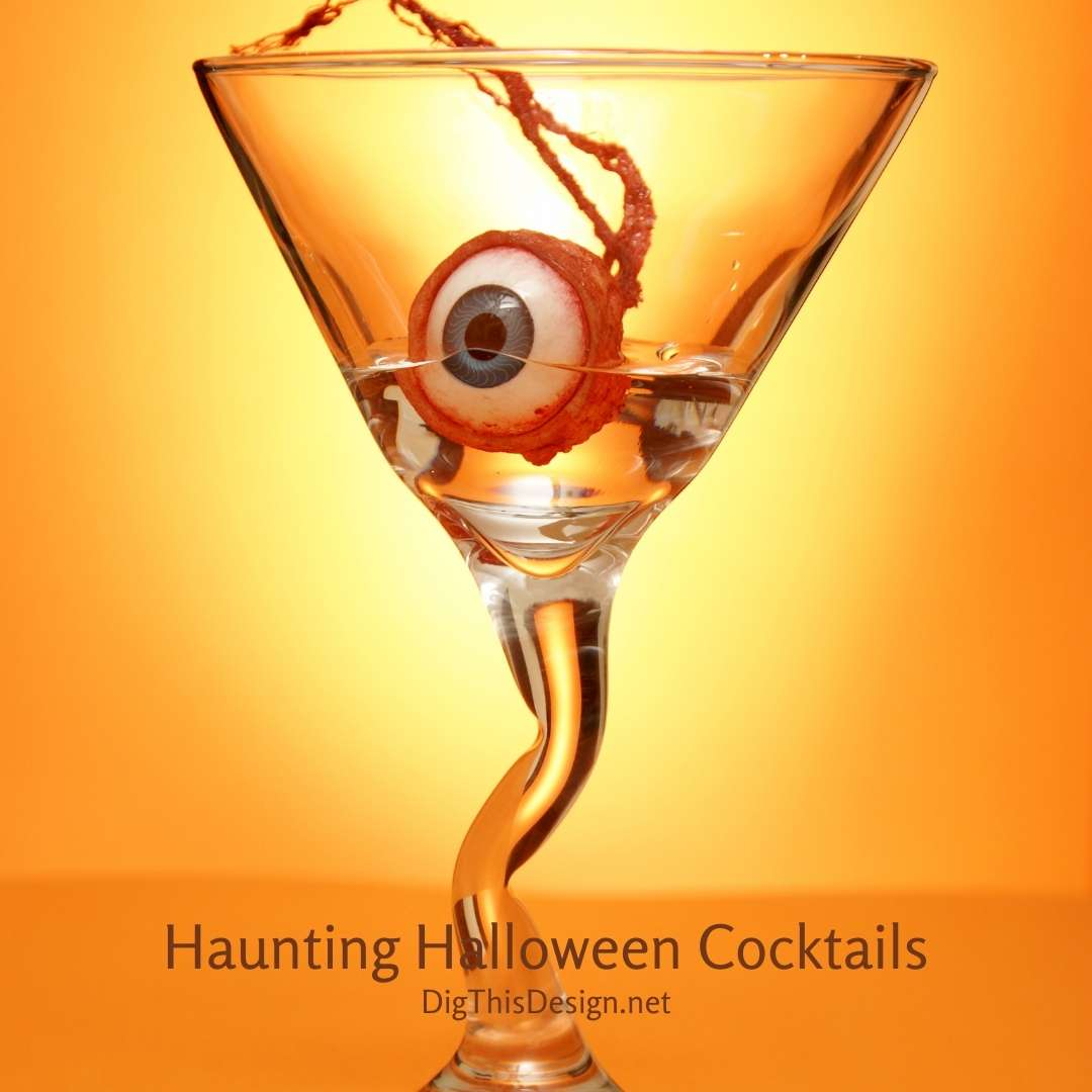 Haunting Halloween Cocktails