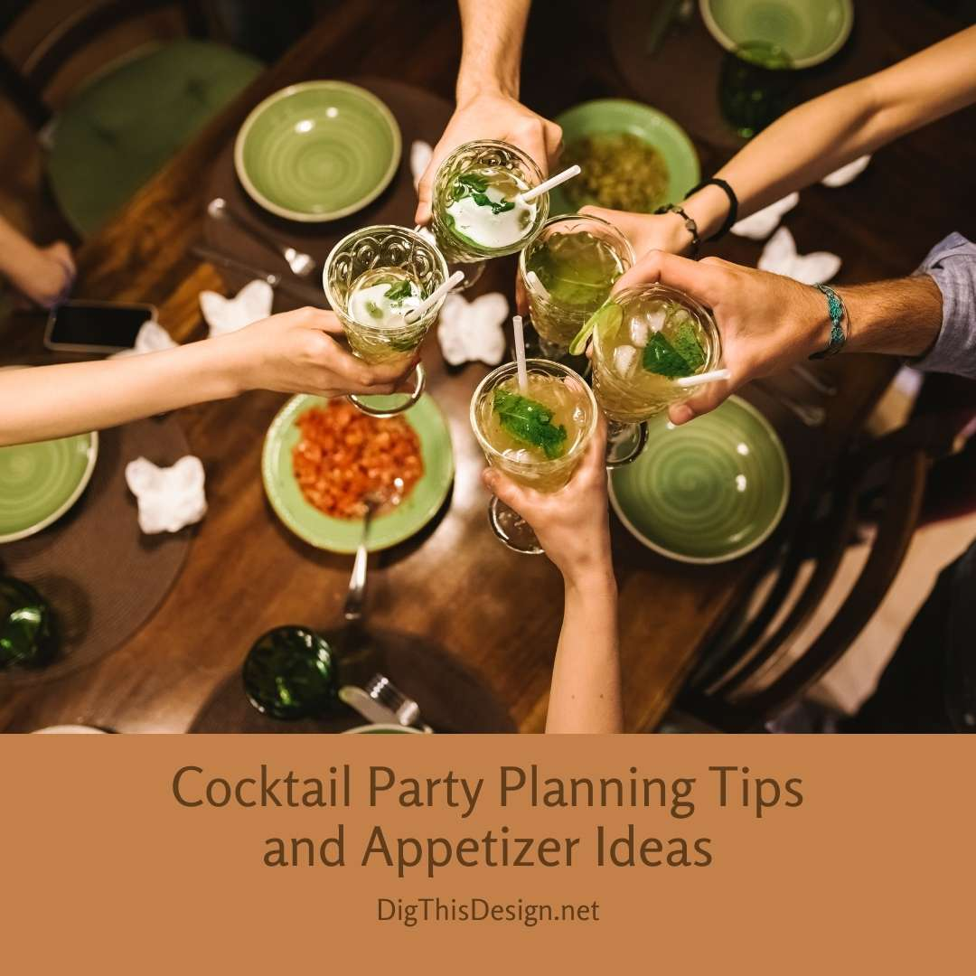 Cocktail Party Planning