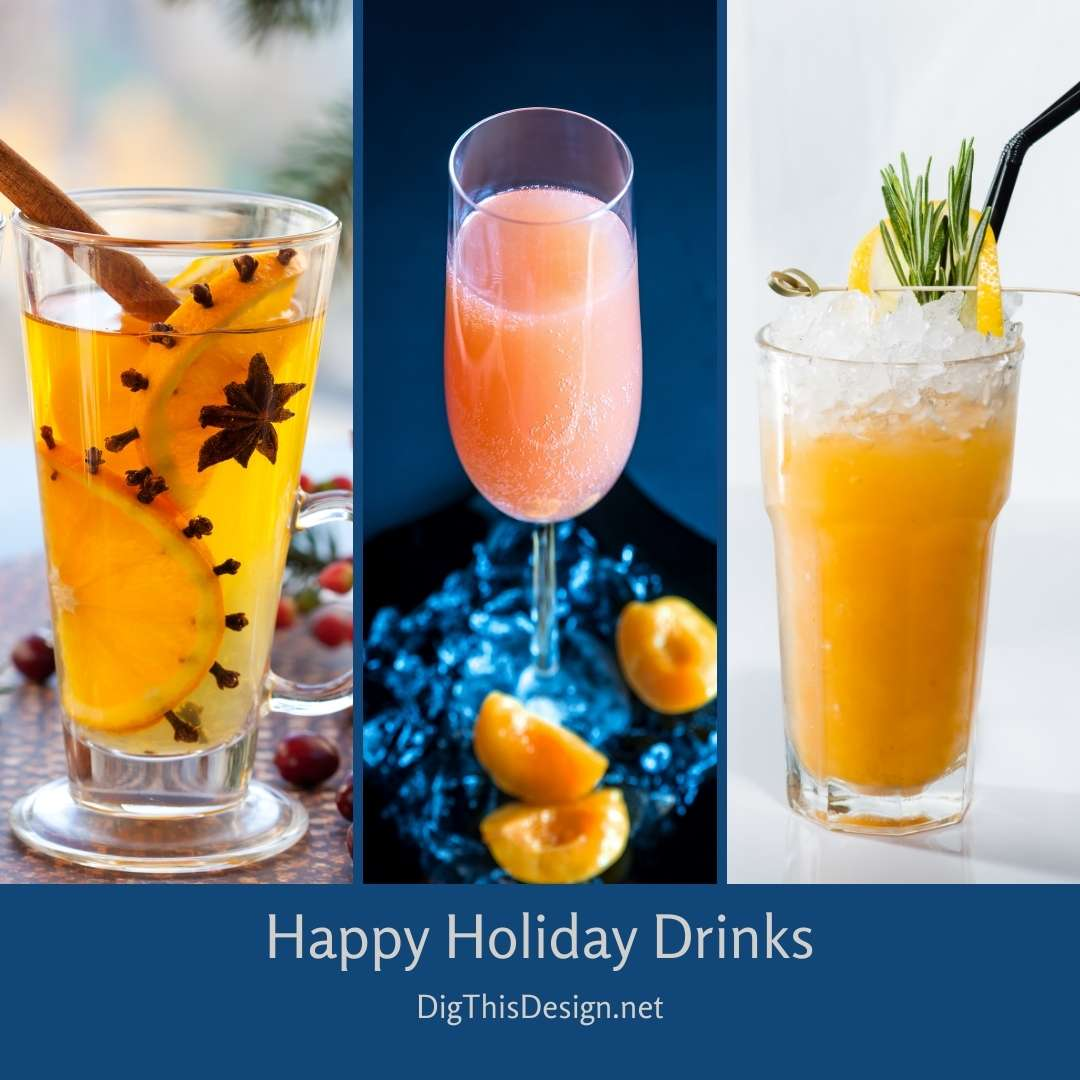 Happy Holiday Drinks