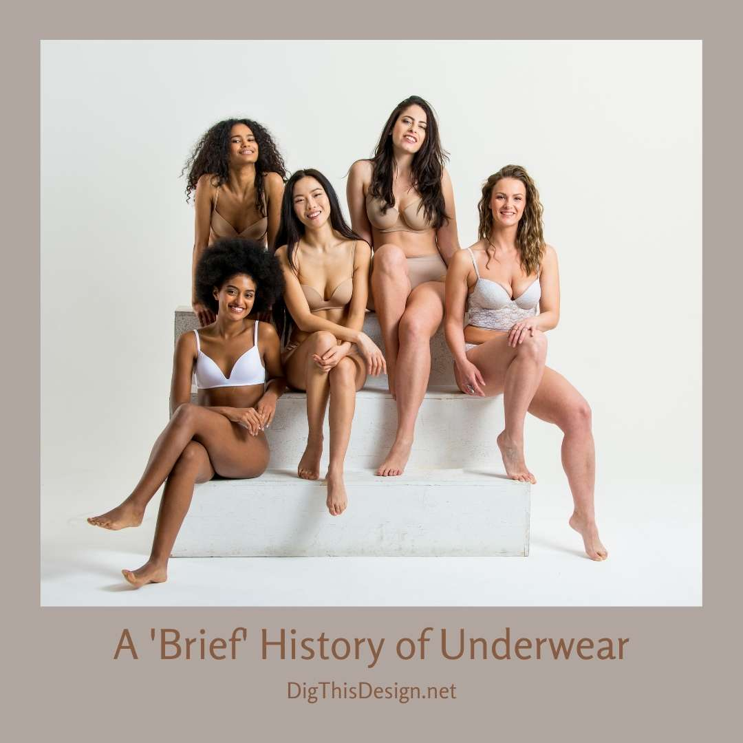 A 'Brief' History of Underwear