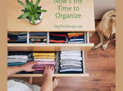 Now's the Time to Organize