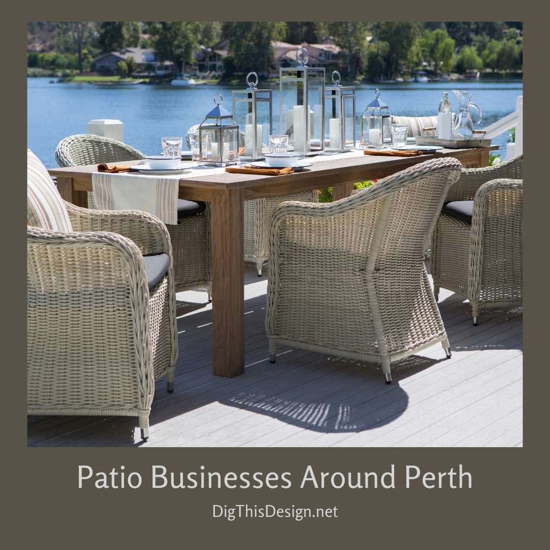 Patio Businesses Around Perth