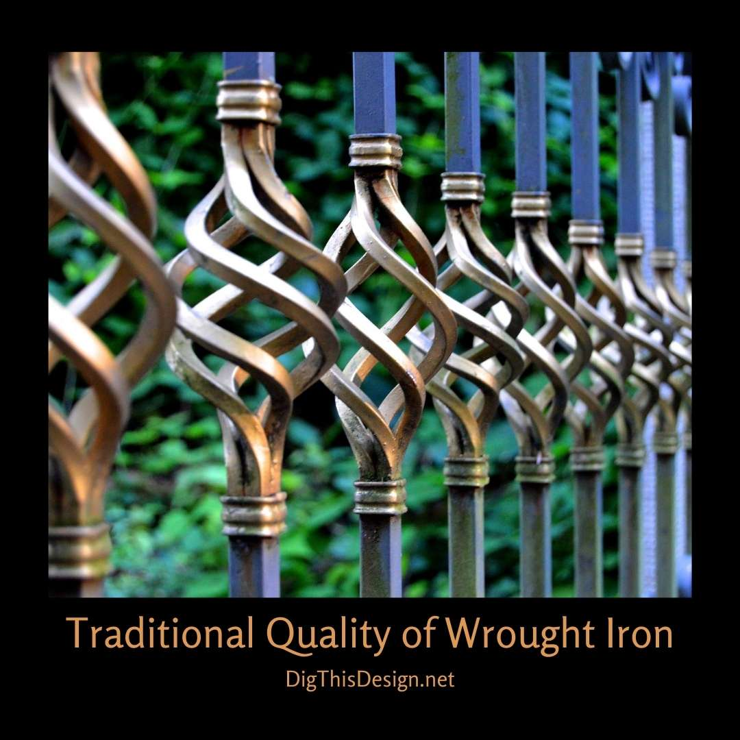 Bringing the Traditional Quality of Wrought Iron to the Modern USA