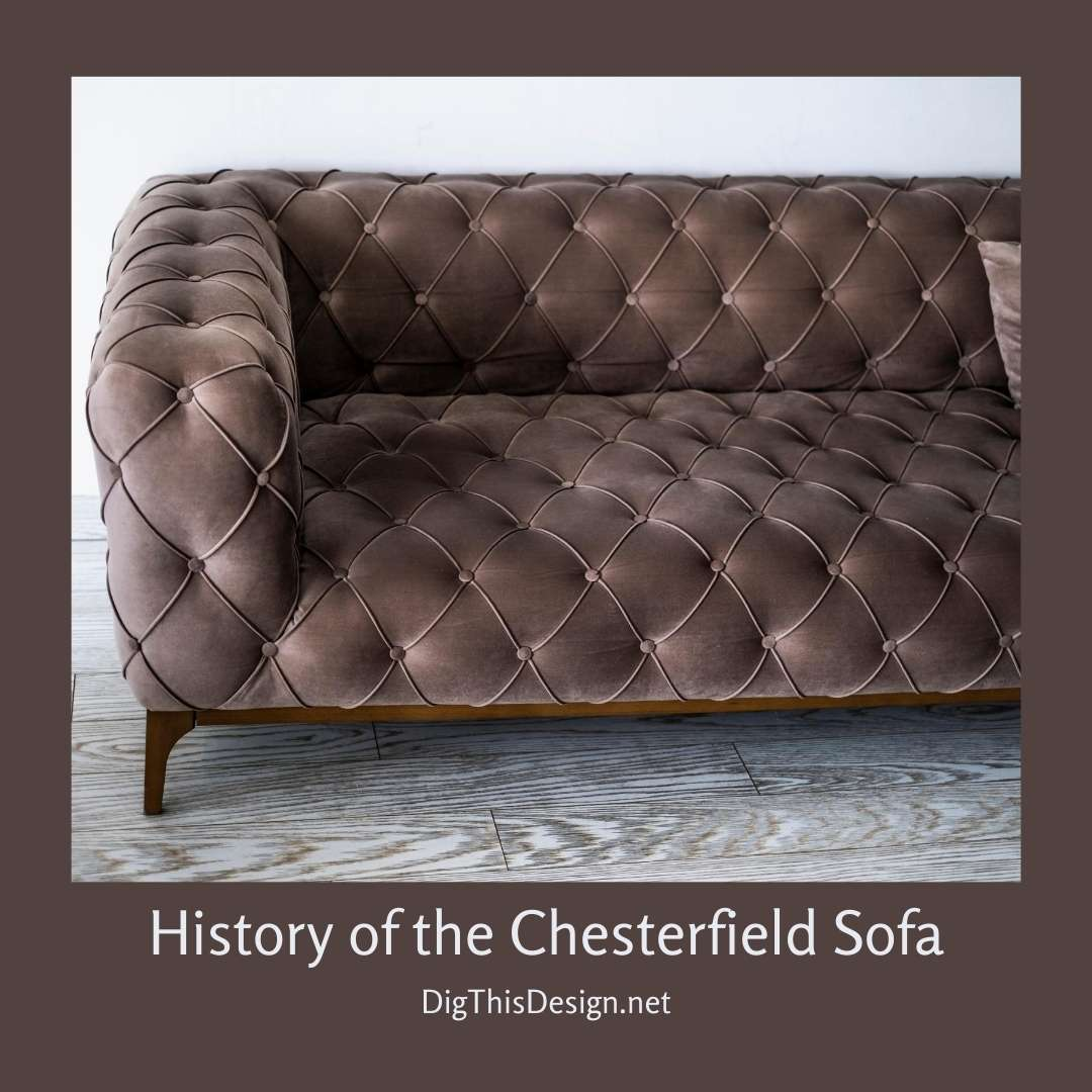 History of the Chesterfield Sofa