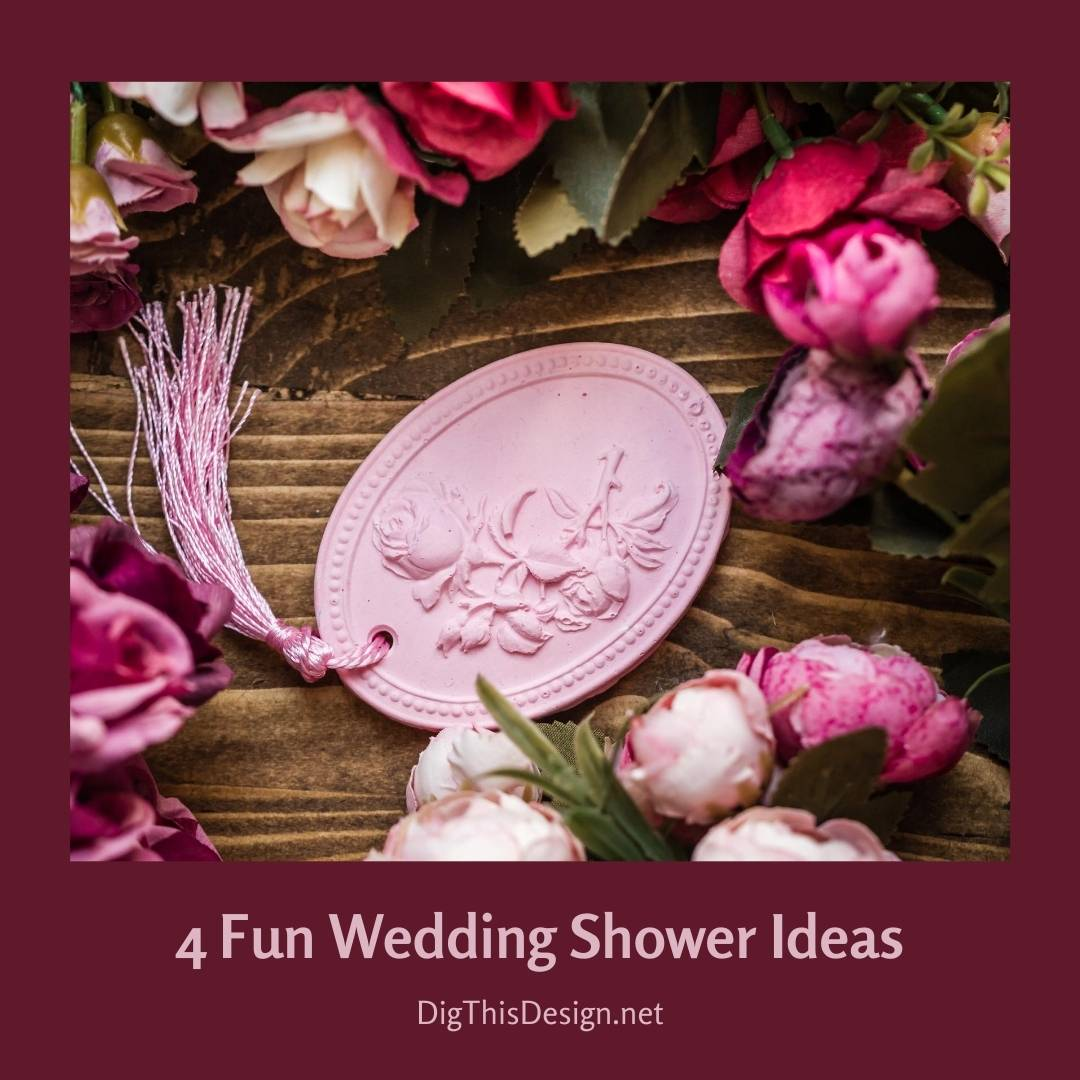 4 Fun Wedding Shower Ideas