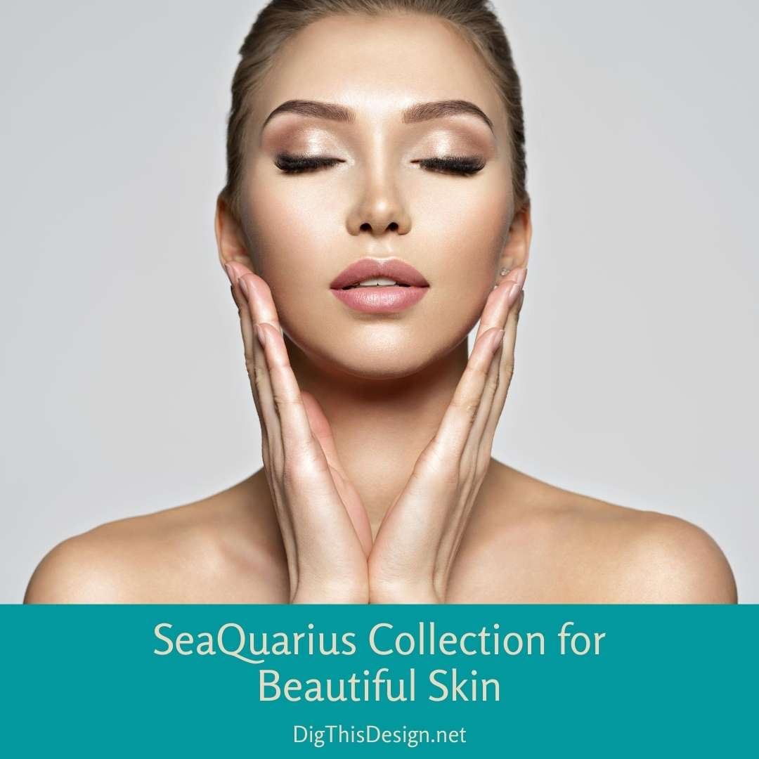 SeaQuarius Collection for Beautiful Skin