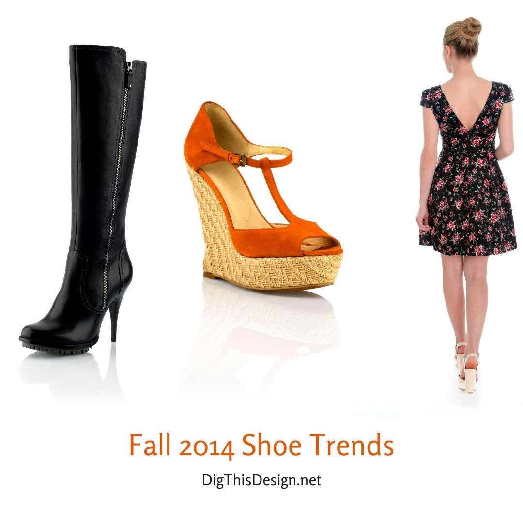 Fall 2014 Shoe Trends