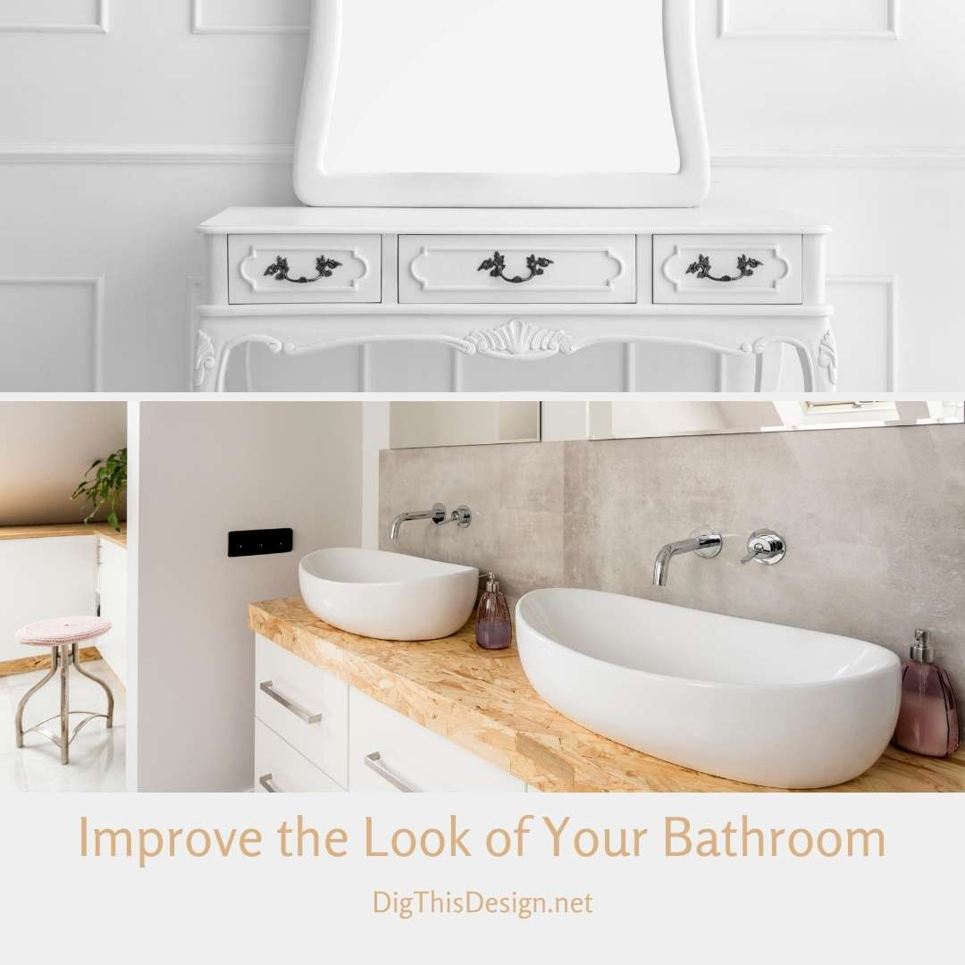 Improve the Look of Your Bathroom