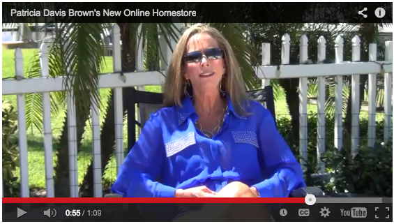 National Award Winning Interior Designer, Patricia Davis Brown has opened a new online Homestore. The PDB Homestoreis part of Patricia Davis Brown's network of interior design websites.She is proud to […]