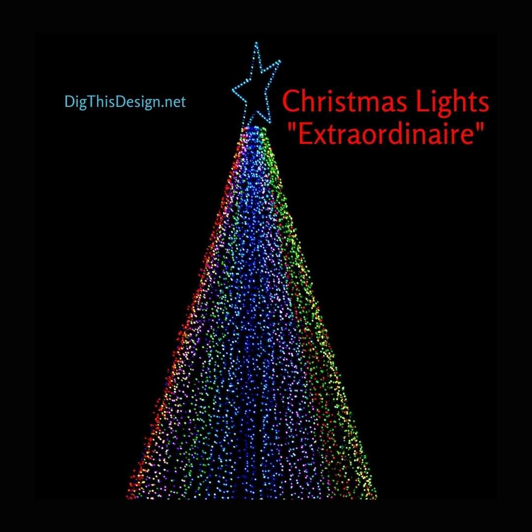Christmas Lights Extraordinaire