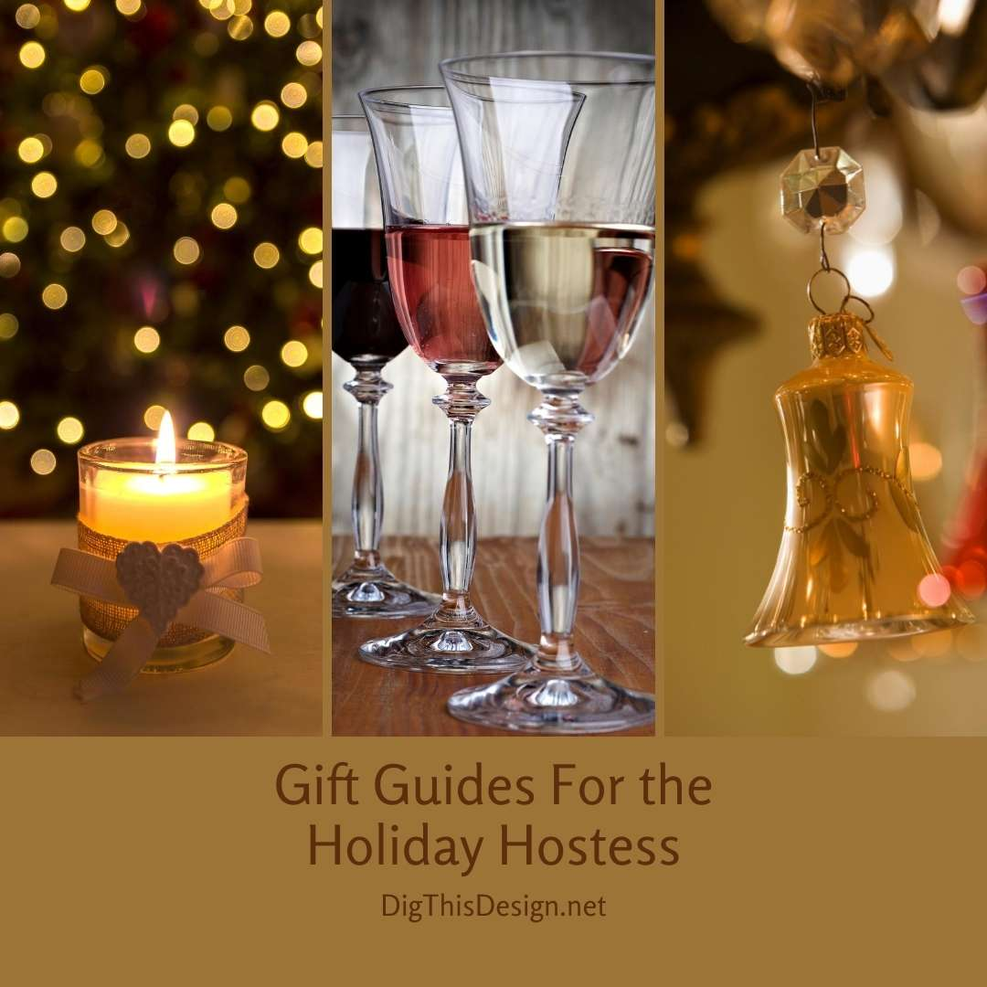 Gift Guides For the Holiday Hostess