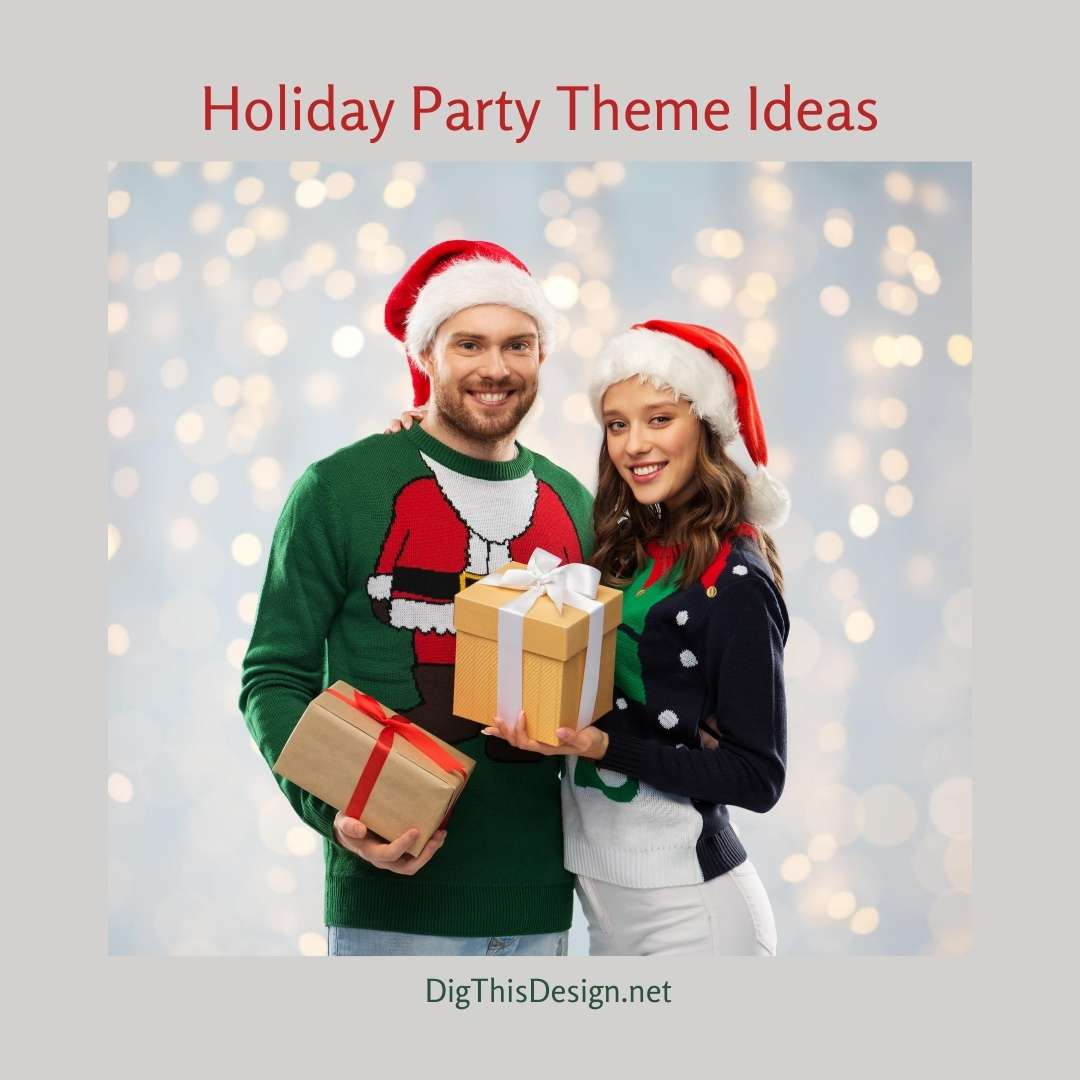 Holiday Party Theme Ideas
