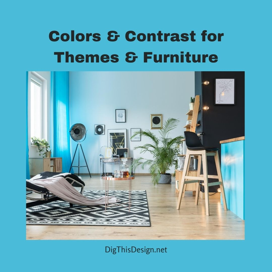 Colors Contrast Themes Furniture