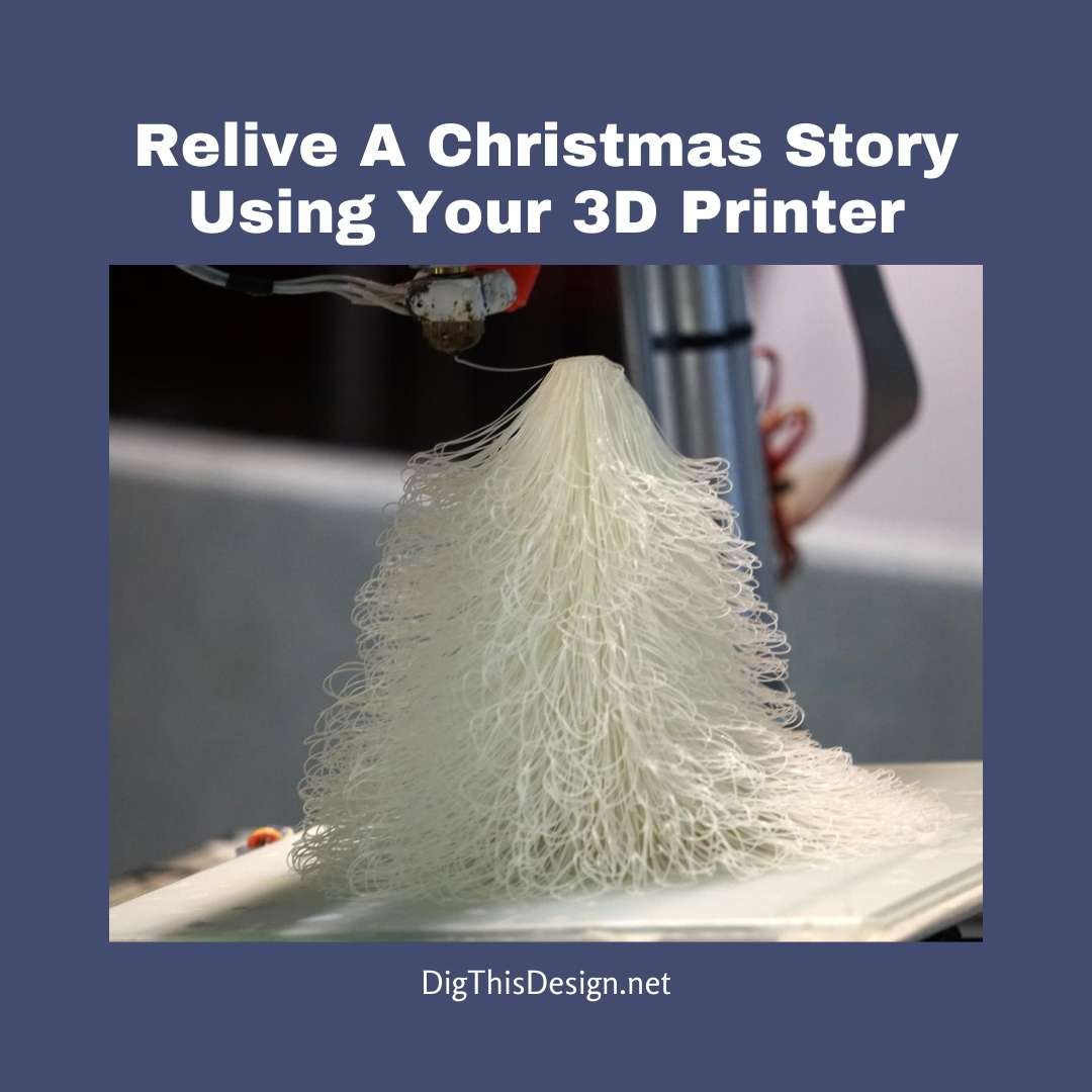 Relive A Christmas Story Using Your 3D Printer
