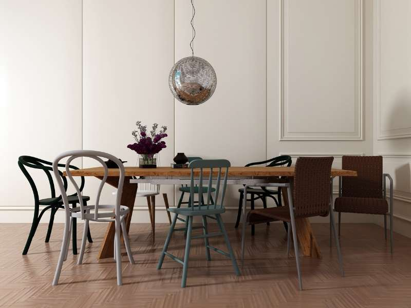 Finding The Right Dining Room Accent Chair