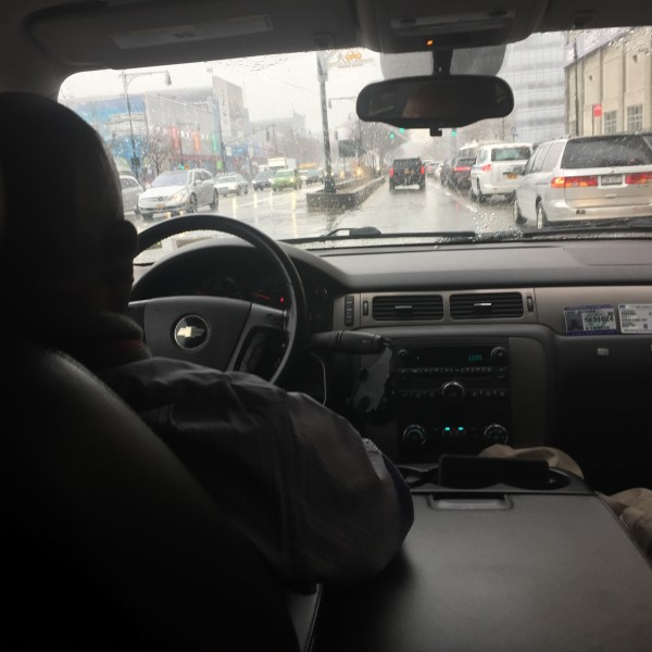 Uber driver that saved the day in nyc