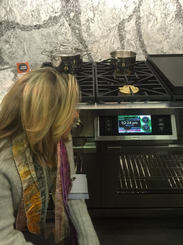 dacor appliance technology stove range smart cooking baking broiling
