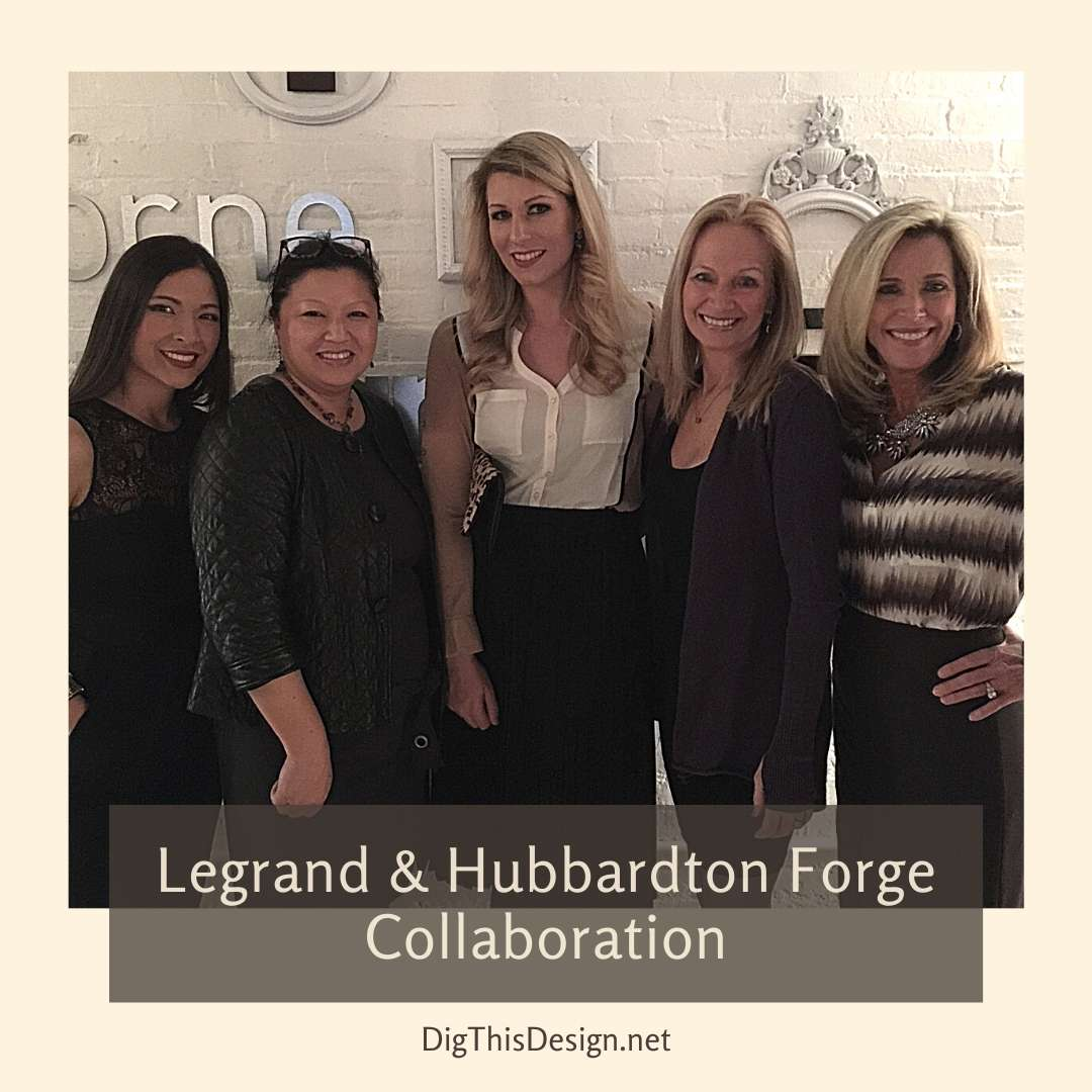 Legrand & Hubbardton Forge Collaboration
