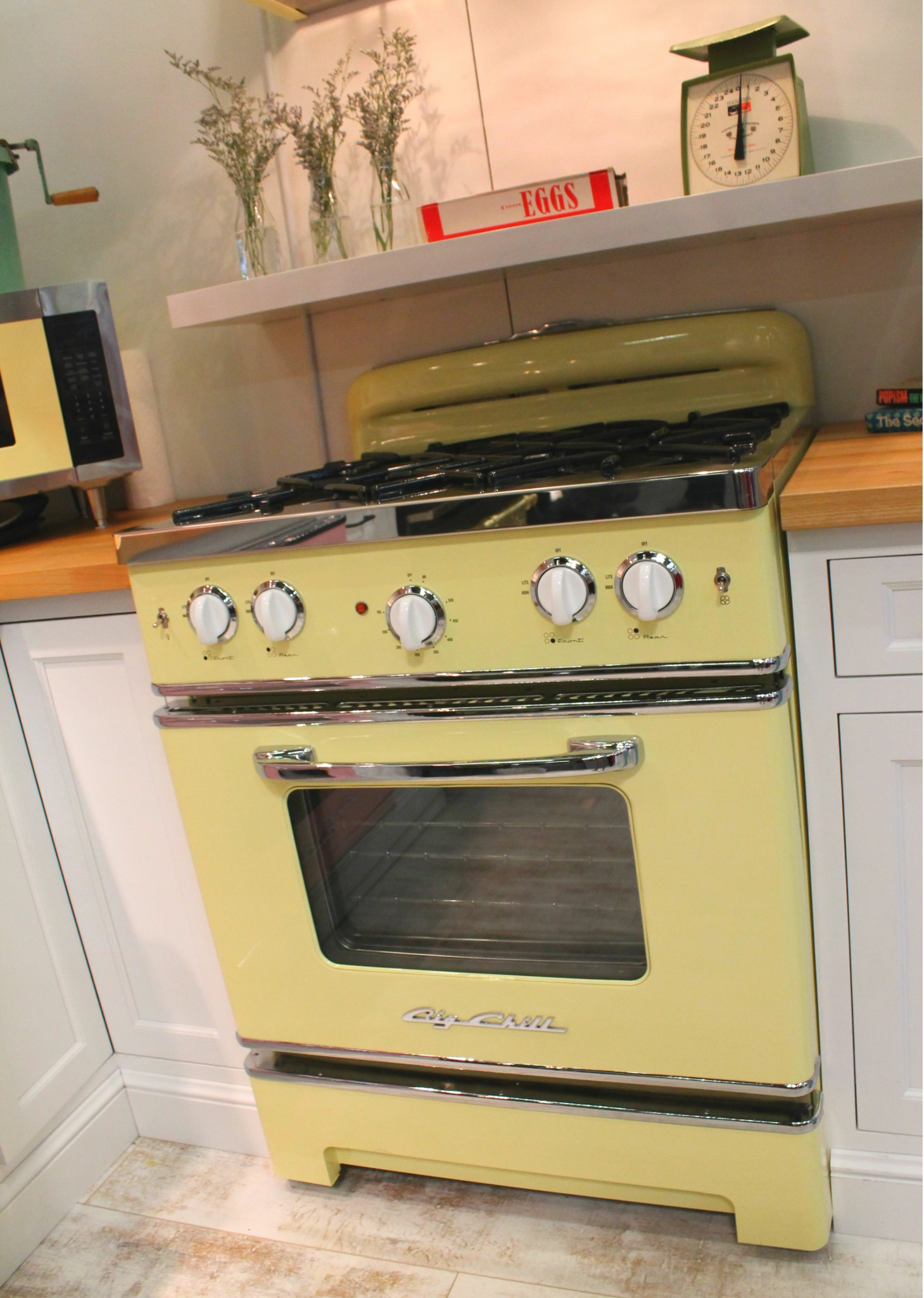 Retro Kitchen Appliance Retro Rocks It At The Architectural Digest Show 2015 And How You