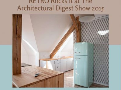 RETRO Rocks it at The Architectural Digest Show 2015