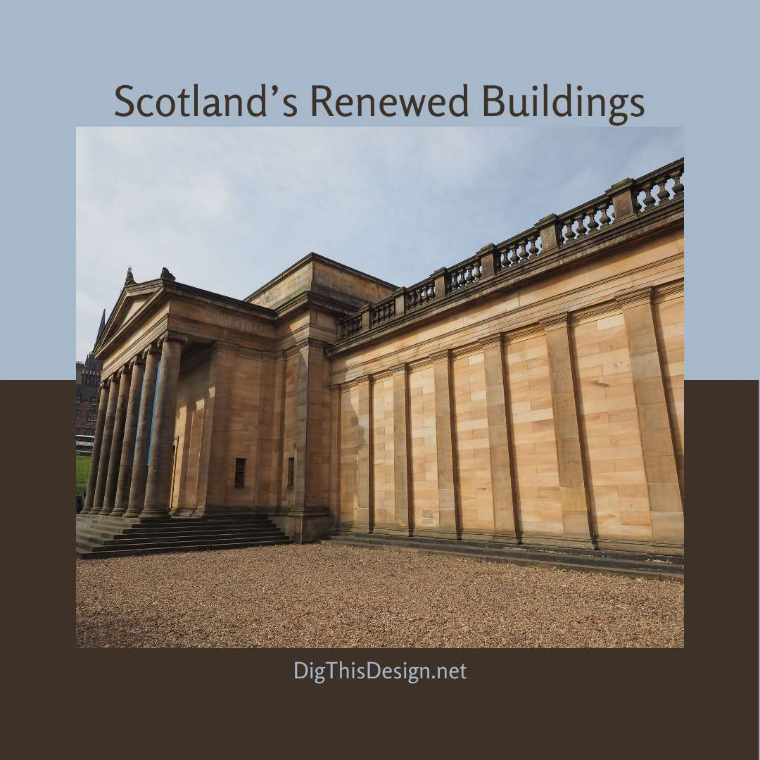 Scotland's renewed buildings