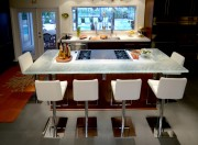 formulate the right size kitchen island designer space planning ergonomics interior design materials cabinets countertops cooking