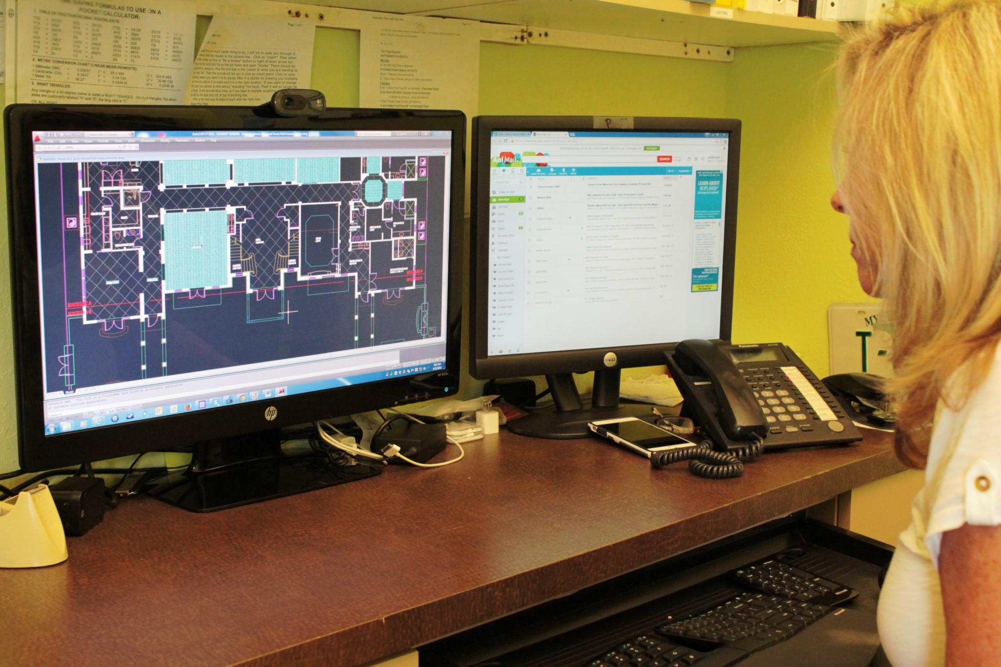 interior designer space planning professional floor plans