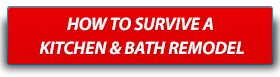 how to survive a kitchen and bath remodel diy do it yourself builder planning plans construction home remodeling