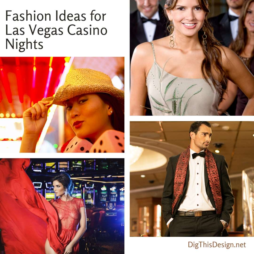 Fashion Ideas for Las Vegas Casino Nights