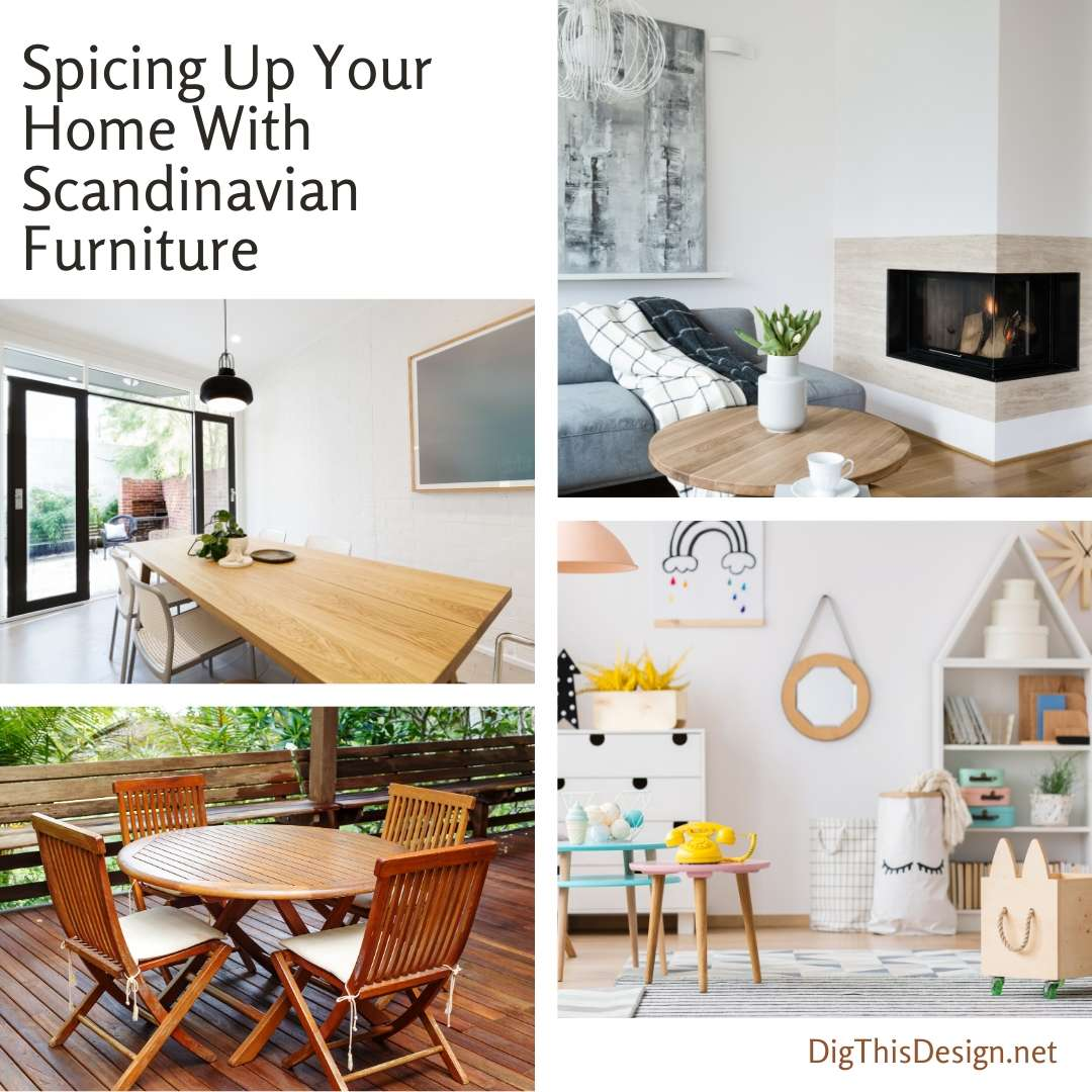 Spicing Up Your Home With Scandinavian Furniture