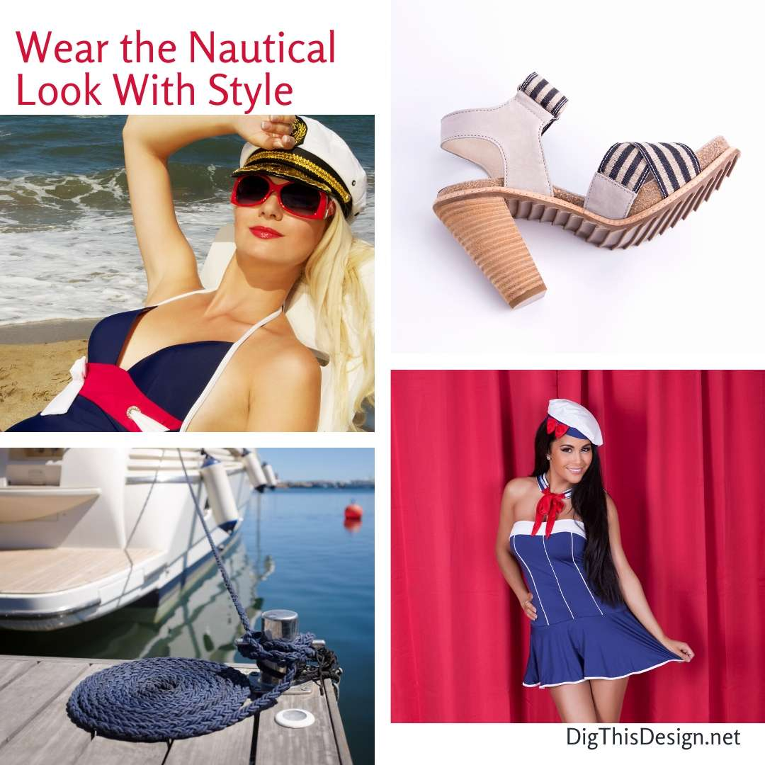 Wear the Nautical Look With Style