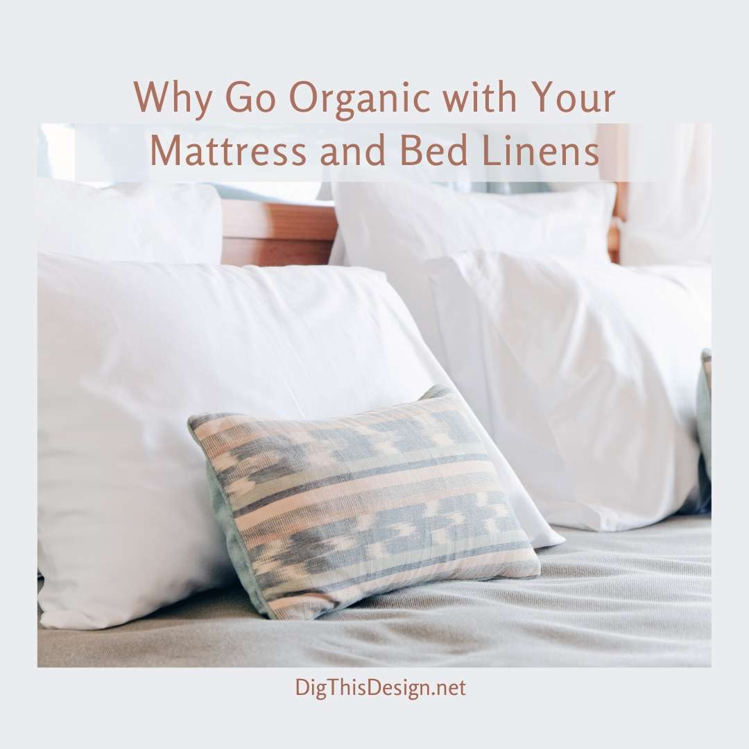 Why Go Organic with Your Mattress and Bed Linens