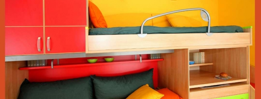 3 Must Do's for Stylish & Organized Dorm Living