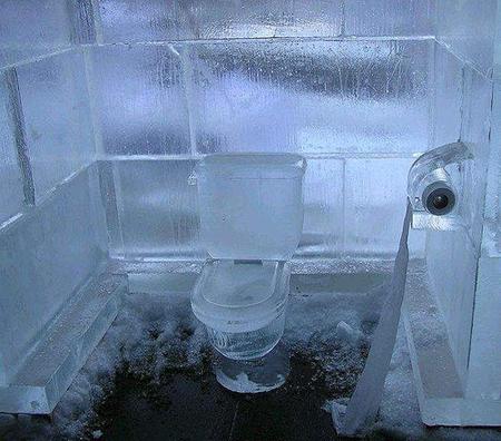 WTF Design U2013 Ice Bathroom Part 62