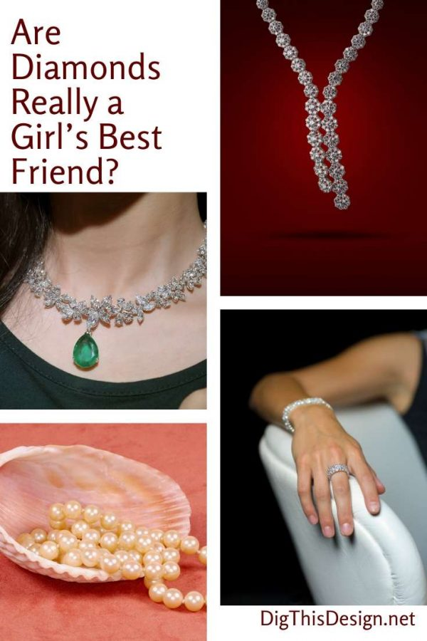 Are Diamonds Really a Girl's Best Friend?