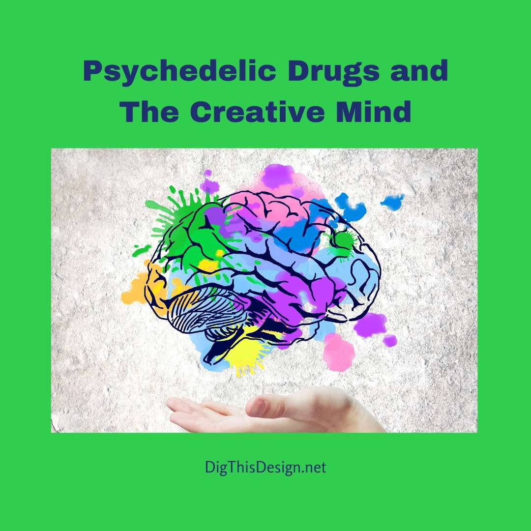 Psychedelic Drugs and The Creative Mind