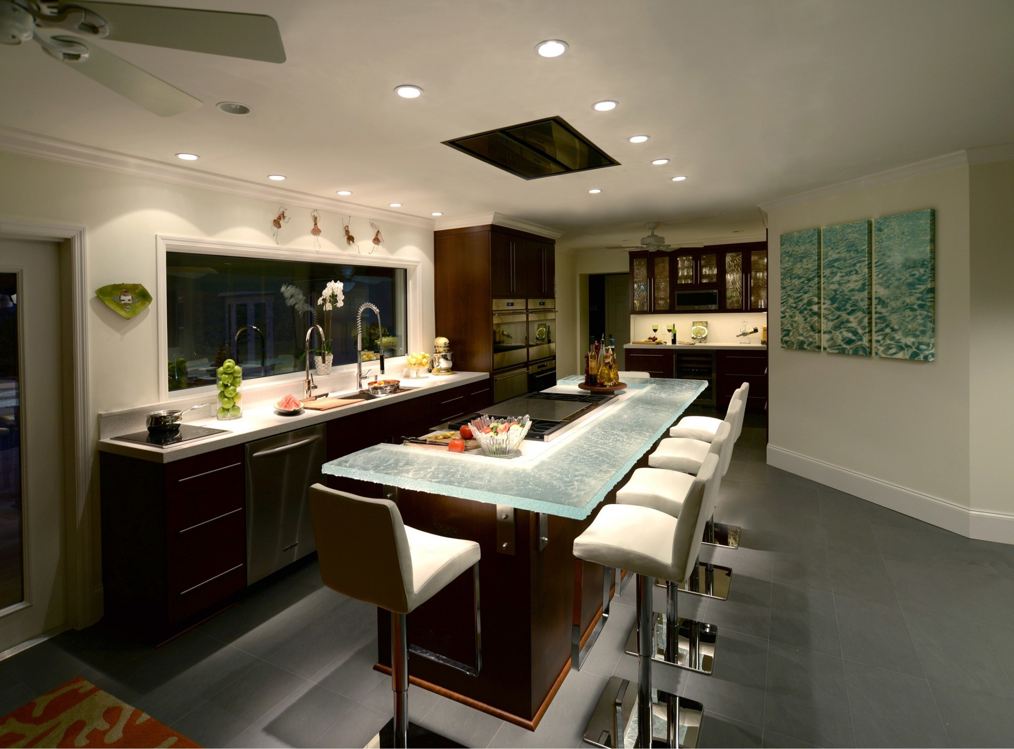 Pdb Designs Soft Contemporary Kitchen Dig This Design