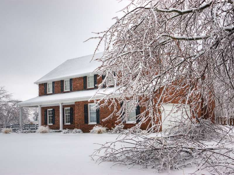 Gutters In Harsh Climates
