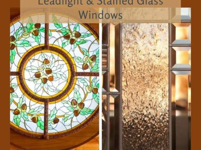 Repairing and Modernizing Leadlight & Stained Glass Windows