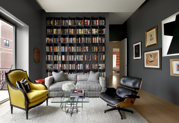 Mixing Old And New Furniture Styles