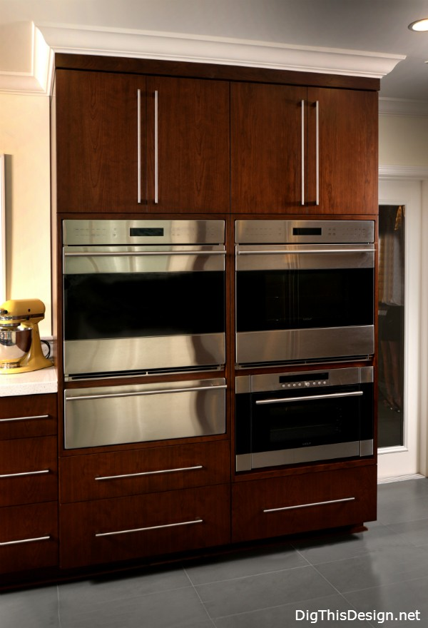 Open Kitchen Oven ~ The open kitchen concept designing cooking zone