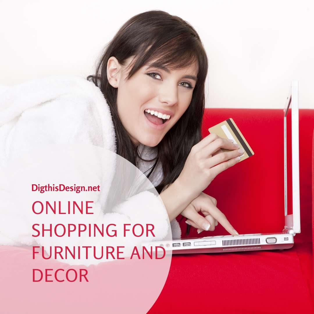 Online Shopping For Furniture And Decor
