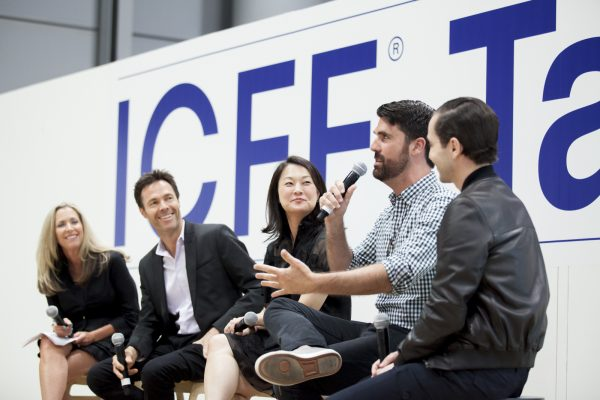 ICFF talks - furniture trends 2016.